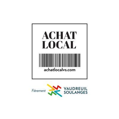 Communiqué de presse | La plateforme achatlocalVS.com se refait une beauté