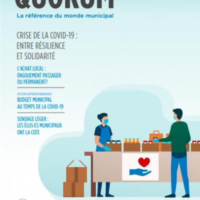 Revue de presse | Achat local : vitrine de développement économique, reflet d'une communauté