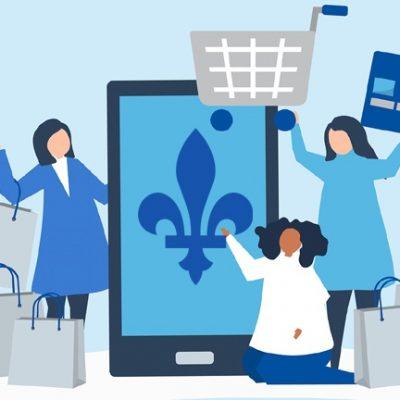 (Fr) Revue de presse | Magasinage du temps des Fêtes – Québec lance la campagne Achetons québécois et invite la population à effectuer ses achats de Noël dès maintenant